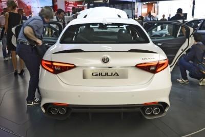 2017 Alfa Romeo GIULIA Quadrifoglio 10