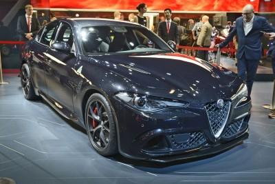 2017 Alfa Romeo GIULIA Quadrifoglio 31