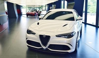 2017 Alfa Romeo GIULIA Quadrifoglio 41