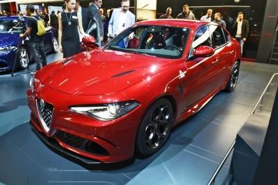2017 Alfa Romeo GIULIA Quadrifoglio 5