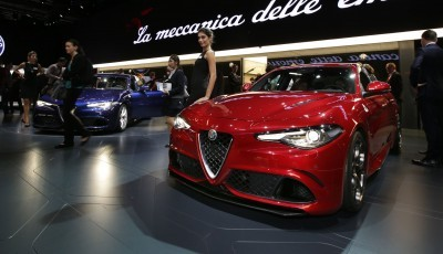 2017 Alfa Romeo GIULIA Quadrifoglio 50