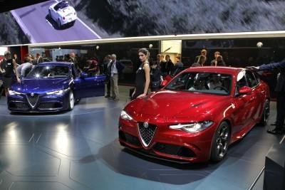 2017 Alfa Romeo GIULIA Quadrifoglio 51