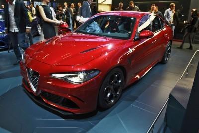 2017 Alfa Romeo GIULIA Quadrifoglio 6
