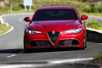 2017 Alfa Romeo GIULIA Quadrifoglio 66