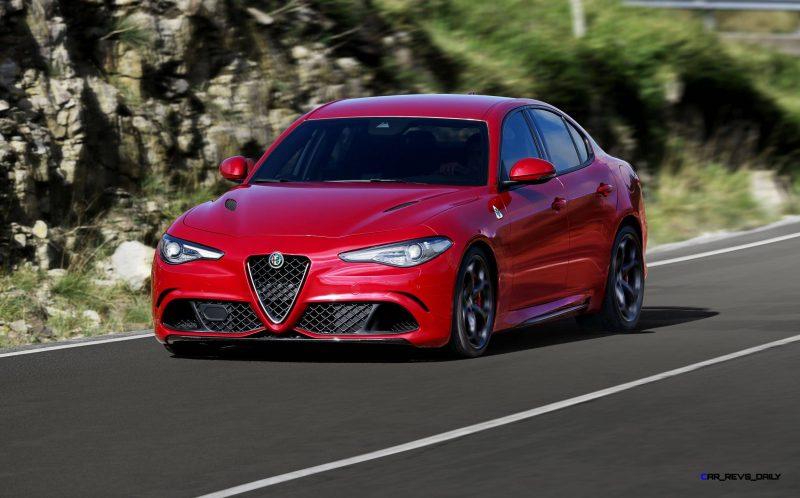 2017 Alfa Romeo GIULIA Quadrifoglio 67