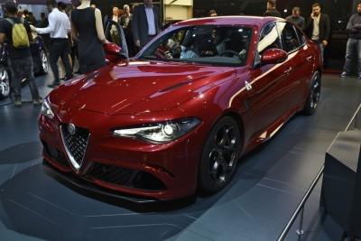 2017 Alfa Romeo GIULIA Quadrifoglio 7