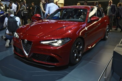 2017 Alfa Romeo GIULIA Quadrifoglio 9