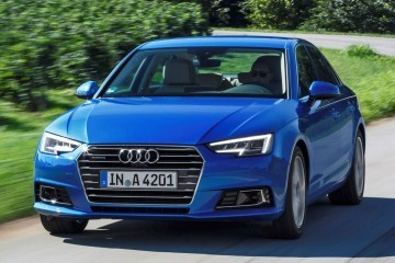 2017 Audi A4 Arrives to USA in March - Updated With 150 New Images