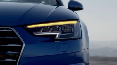 2017 Audi A4 Dynamic Images 1