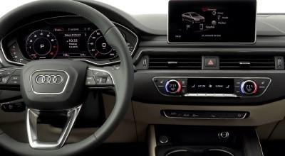 2017 Audi A4 Dynamic Images 28