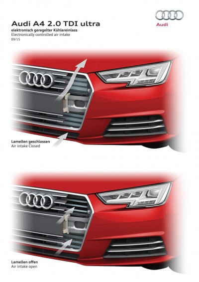 Audi A4 2.0 TDI ultra