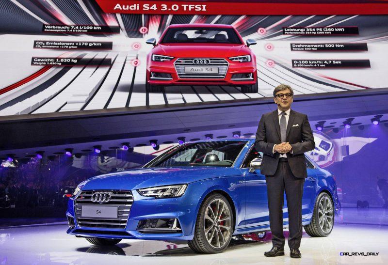 Audi at the 2015 IAA