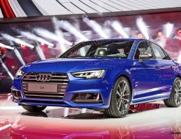2017 Audi S4 Will Rock 354HP Turbo In Quest to Beat BMW 340i and C400 Sport