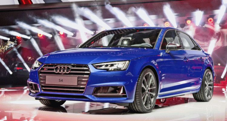2017 Audi S4 Runs 354HP Turbo In Quest to Beat BMW 340i and C400 Sport