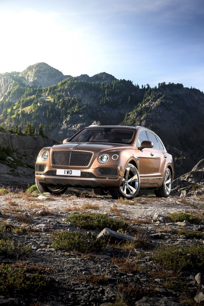 2017 Bentley BENTAYGA 1
