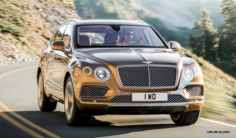 2017 Bentley BENTAYGA 14