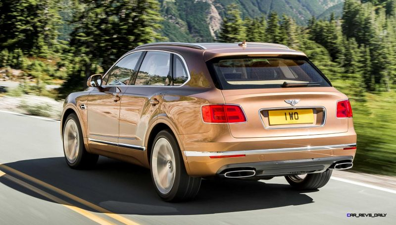 2017 Bentley BENTAYGA 15