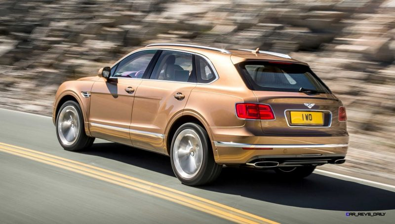 2017 Bentley BENTAYGA 16