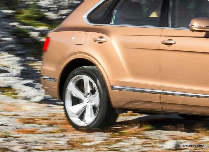 2017 Bentley BENTAYGA 19
