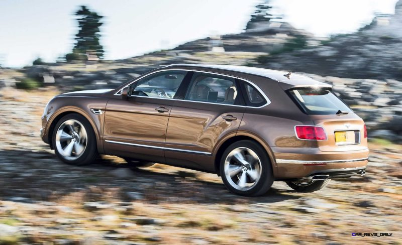 2017 Bentley BENTAYGA 2