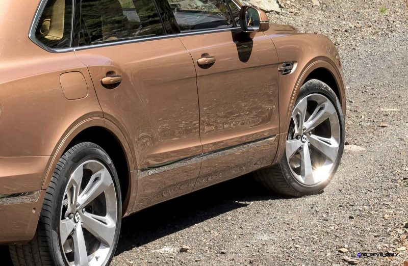 2017 Bentley BENTAYGA 5