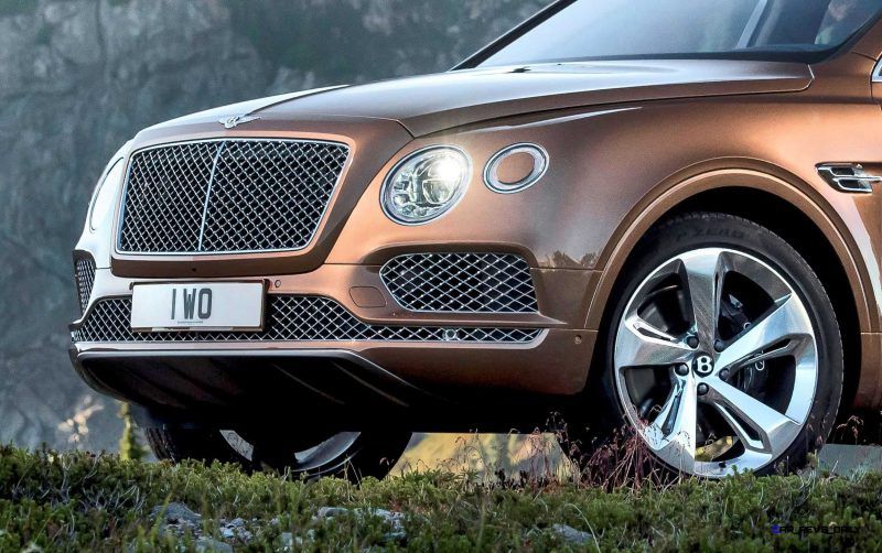 2017 Bentley BENTAYGA 9