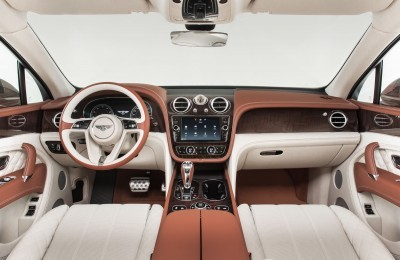 2017 Bentley BENTAYGA Interior 3