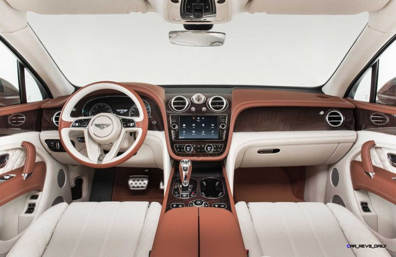 2017 Bentley BENTAYGA Interior 3