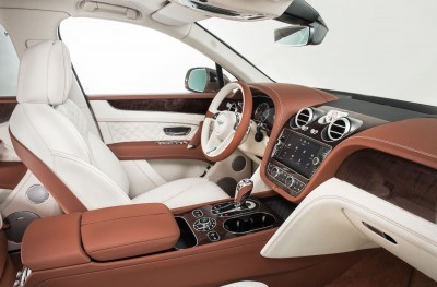2017 Bentley BENTAYGA Interior 4