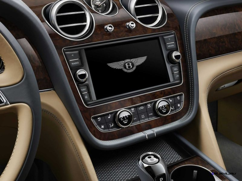 2017 Bentley BENTAYGA Interior 6