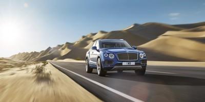 2017 Bentley Bentayga 3