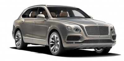 2017 Bentley Bentayga BENTLEY SUGGESTS COLORS 3