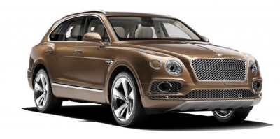 2017 Bentley Bentayga BENTLEY SUGGESTS COLORS 5