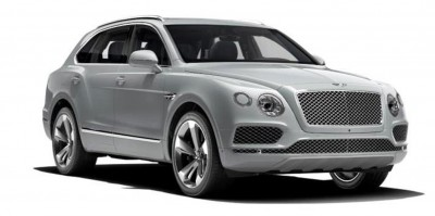 2017 Bentley Bentayga BENTLEY SUGGESTS COLORS 6