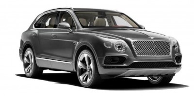 2017 Bentley Bentayga BENTLEY SUGGESTS COLORS 9