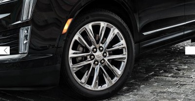 2017 Cadillac XT5 26