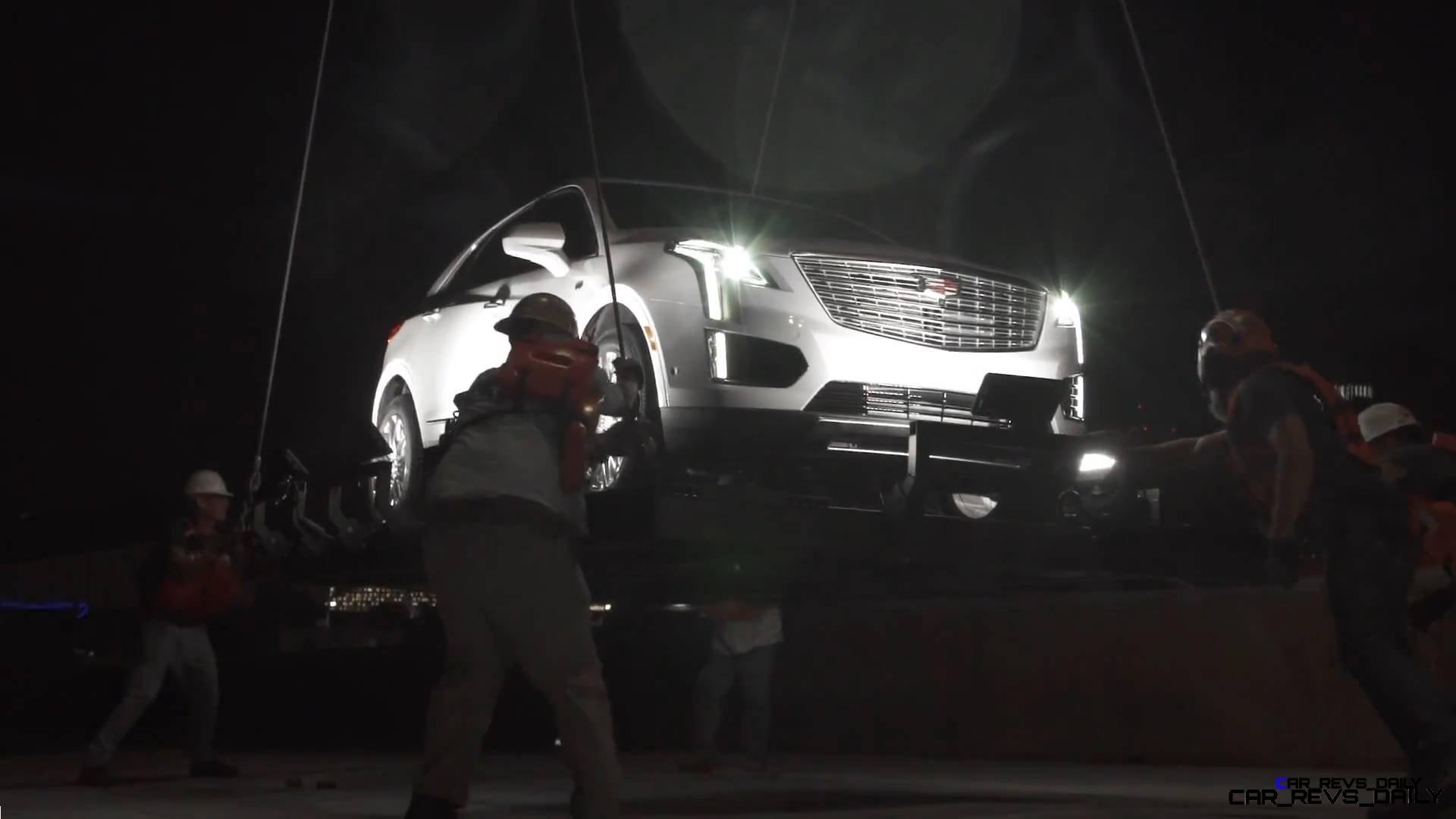 2017 Cadillac XT5 4