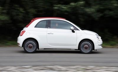 2017 FIAT 500 100