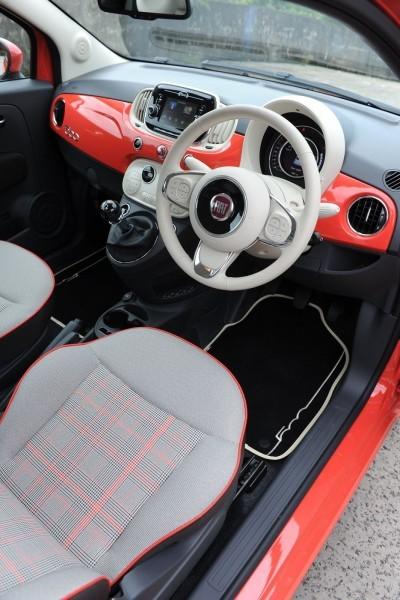 2017 FIAT 500 20