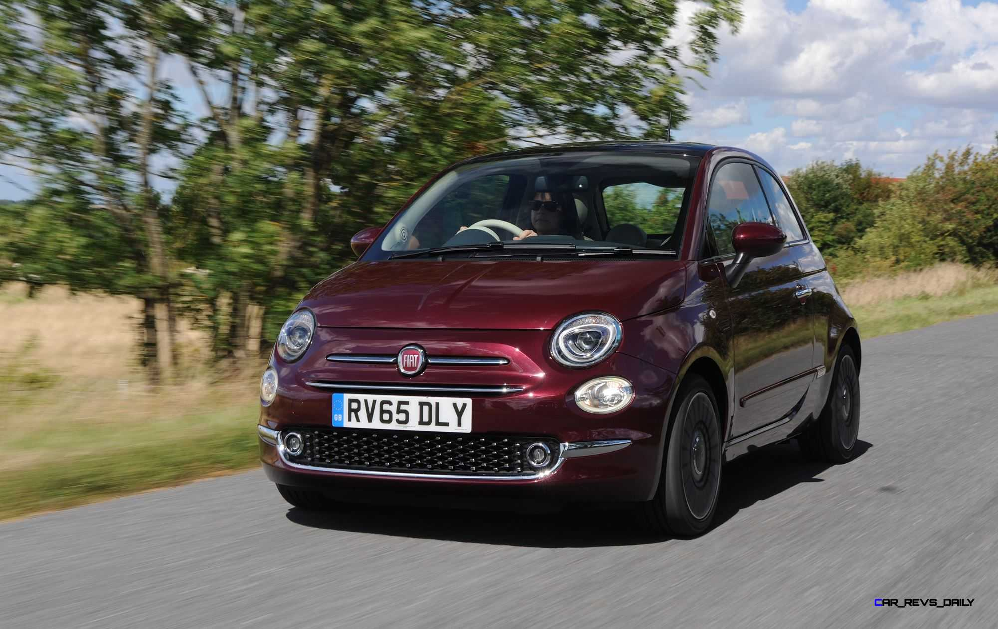 2017 Fiat 500 And 500c Facelift
