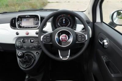 2017 FIAT 500 42
