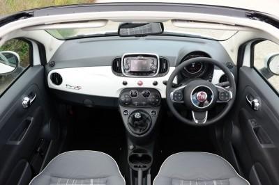 2017 FIAT 500 44