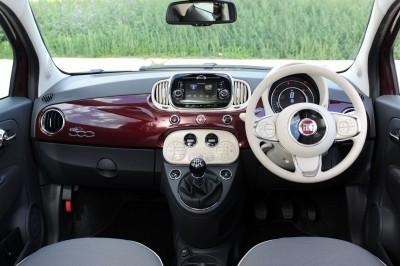 2017 FIAT 500 74