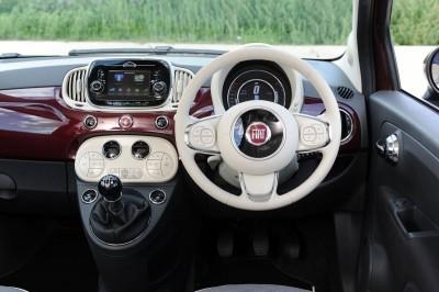 2017 FIAT 500 75