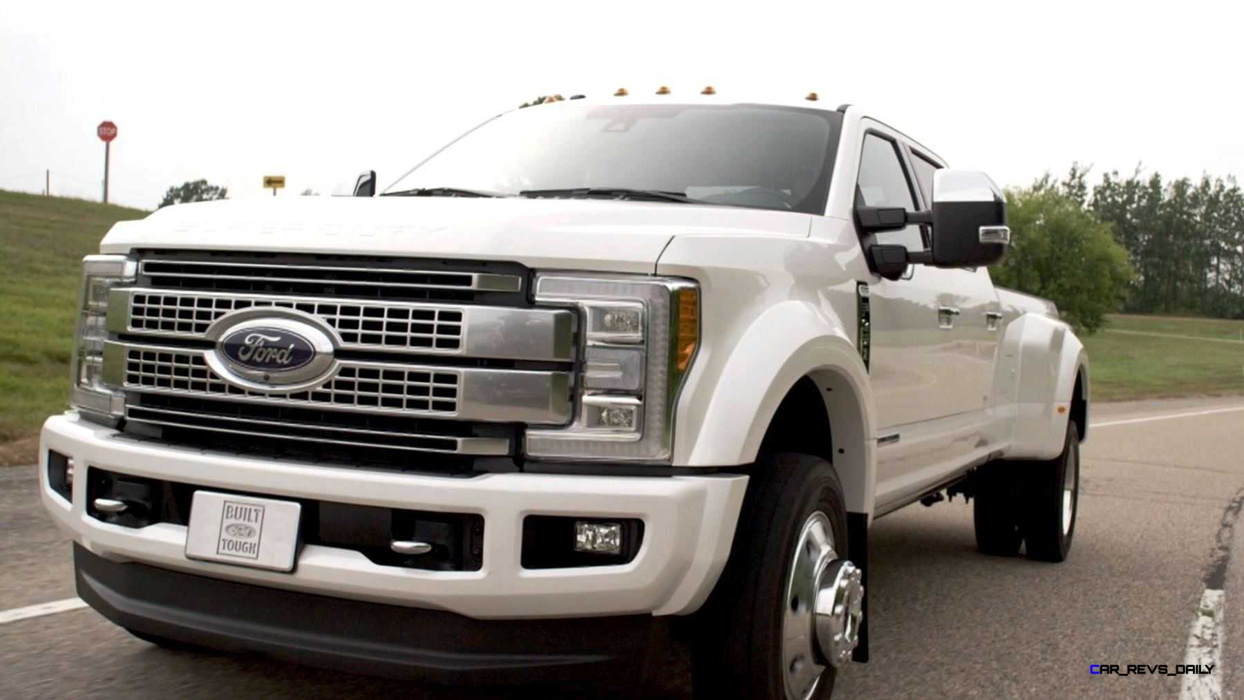 2017 ford super duty f450 lariat truck model highlights autos post. Black Bedroom Furniture Sets. Home Design Ideas