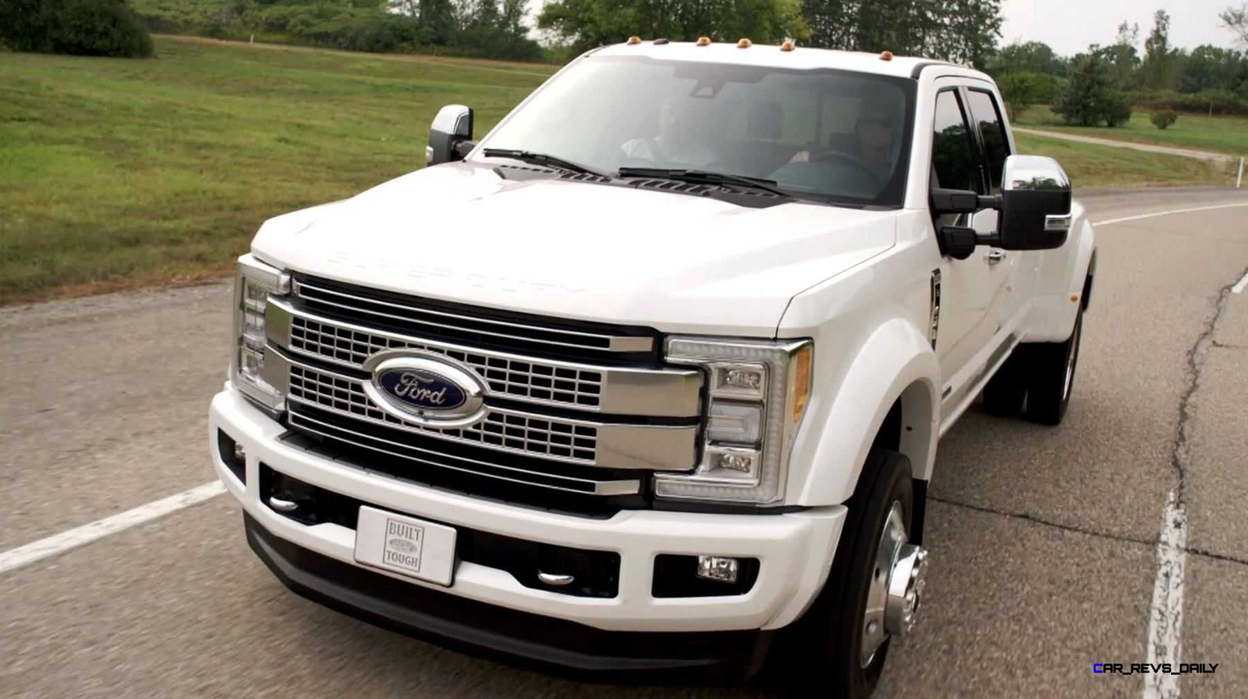 2017 Ford F-450 Super Duty 33