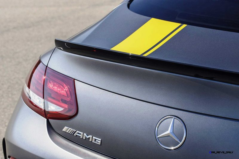 2017 Mercedes-AMG C63 Coupé Edition 1 + 2016 DTM Racecar 6