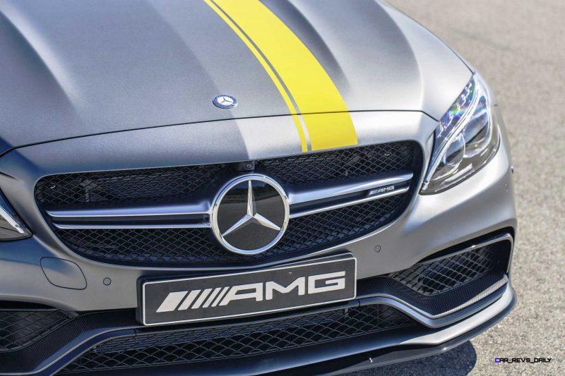 2017 Mercedes-AMG C63 Coupé Edition 1 + 2016 DTM Racecar 7