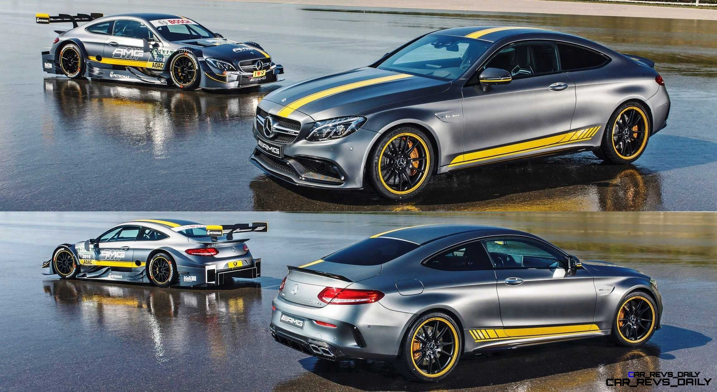 Mercedes amg c 63 s coupe edition 1 2016 wallpapers and hd images - 2017 Mercedes Amg C63 Coup Edition 1 2016