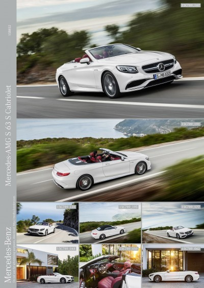 Mercedes-AMG S 63 S Cabriolet
